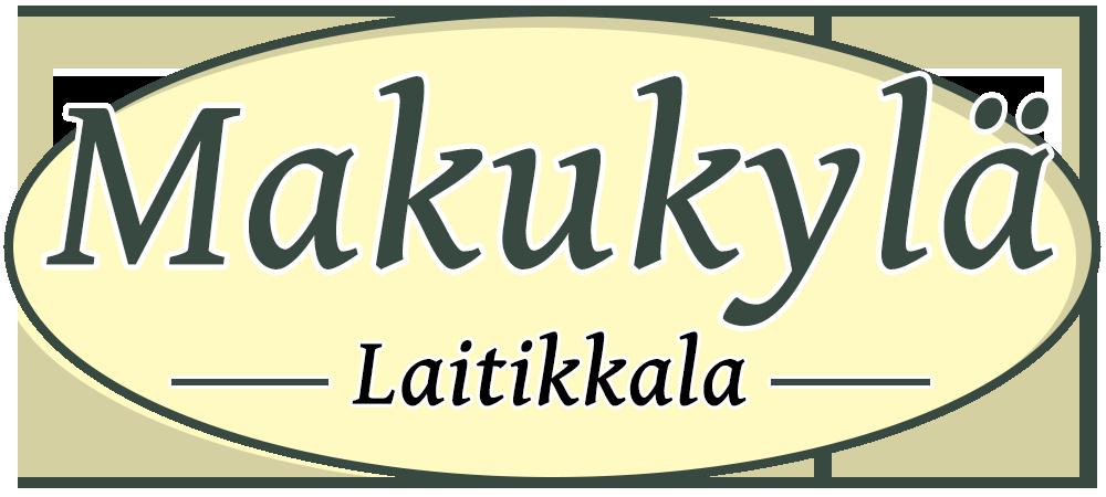 Laitikkalan Makukylä logo