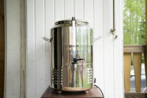 15 litran kahvinkeitin vuokralle